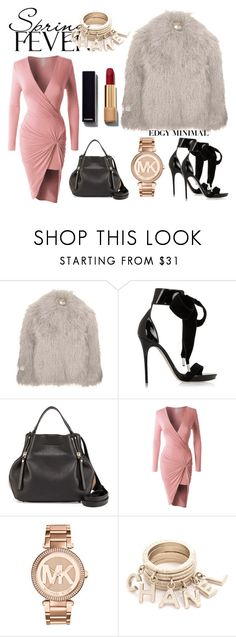 """""""∞ Stella McCartney"""" by andrea-moen ❤ liked on Polyvore featuring STELLA McCARTNEY, Alexander McQueen, Burberry, LE3NO, Michael Kors and Chanel"""