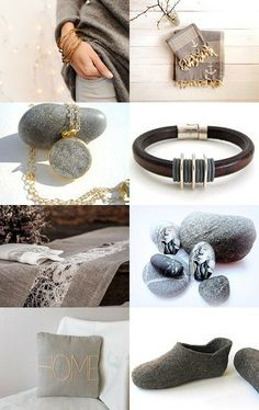 ALL THAT GREY.. by Juri Kim on Etsy--Pinned with TreasuryPin.com