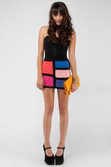 color block!