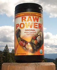Raw Power Protein * Certified Organic * 100% Raw * Vegan * The highest-quality, high-protein superfood product on Earth.