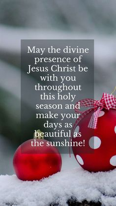 Beautiful wishes for Christmas greeting cards to wish best friends and family. May the divine presence of Jesus Christ be with you throughout this holy season and make your days as beautiful as the sunshine! #wishesforchristmasgreetingcard #merrychristmaswishes #happychristmaswishes