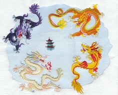 dragon cloud -