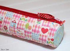 handmade pencil pouch - Google Search