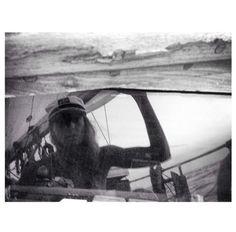 Daria Werbowy sur son voilier http://www.vogue.fr/mode/mannequins/diaporama/la-semaine-des-tops-sur-instagram-36/19666/image/1037620#!daria-werbowy-sur-son-voilier