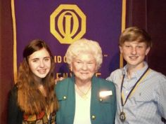Adam Dietrich of Greenville, right, was recently named winner of the N.C. East District of Optimist International Oratorical Contest in Wilson. Adam, sponsored by the Optimist Club of Greenville, received a $2,500 scholarship. Along with Breanna Alligood, left, he represented Greenville in the Zone 3 Oratorical Contest in Goldsboro. Adam and Breanna each received a $100 scholarship from the Optimist Club of Greenville at the local level Oratorical Contest, held in the spring. The topic of…
