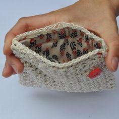 Crochet pattern purse