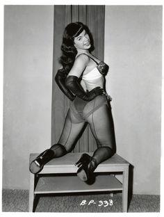 Bettie Page Butt
