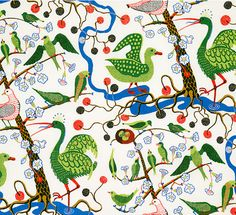 covet garden - blog - We Covet: Josef Frank for Svenskt Tenn