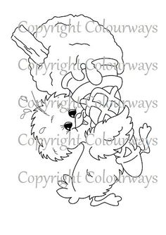 Digi Stamps, Digital Image, Commercial, Ice, Handmade Gifts, Check, Nature, Crafts, Fictional Characters