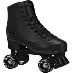 Roller Derby Men's Reewind Quad Roller Skates, Black