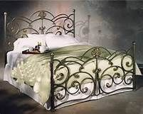 detailed Wrought Iron Beds - Bing images