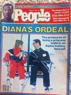 vintage people magazine 1983