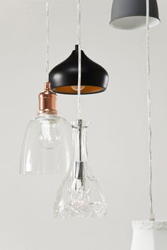 Contemporary style pendant lamp DINING 6-LITE - KARE-DESIGN