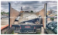 Trash Removal, Waste Removal, Junk Removal, Trash Hauling, Junk Hauling, Construction Clean Up, Hauling Services, Removal Services, Furniture Removal