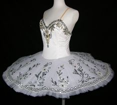 Ballet Tutu Beautiful White Professional by TheDancersChoice