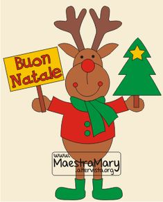 Una decorazione di Natale con la renna Rudolph. Cartoncini, colla e forbici per creare questa simpatica decorazione di Natale. #maestramary #natale #nataleaddobbi #nataledecorazioni #natalelavoretti #natalescuola #nataleidee Renna, Christmas Ornaments, Holiday Decor, Google, Home Decor, Decoration Home, Room Decor, Christmas Jewelry, Christmas Decorations