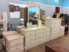Bedroom furniture now available!