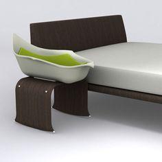 Interesting bassinet
