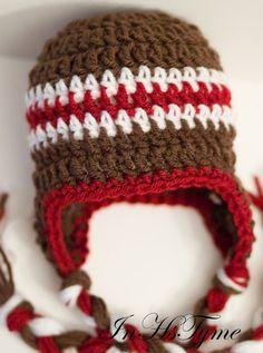 boy valentine hat.
