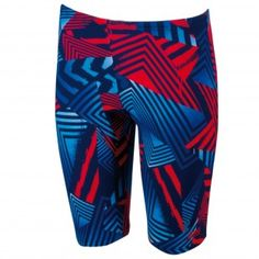 713cf67862 Zoggs Boys Geo Wave Jammer - Multi Swim Shop, Geo, Waves, Swim Trunks
