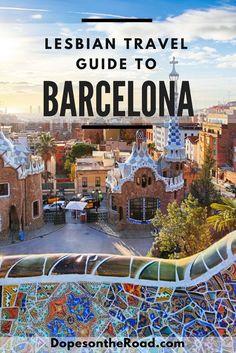 We headed to Barcelona for a -  uhmm - memorable LGBT Pride weekend.