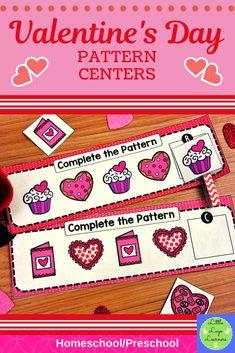 Valentine's Day Pattern Centers - Valentinstag Ideen Valentines Anime, Valentine Theme, Valentines Day Background, Valentine Crafts, Valentine Nails, Valentines Gifts For Boyfriend, Valentines For Kids, Valentine Ideas, Valentines Illustration