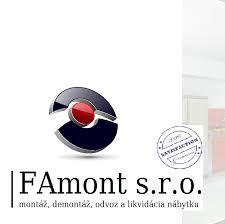 FAmont s.r.o. Tech Companies, Company Logo, Logos, Logo