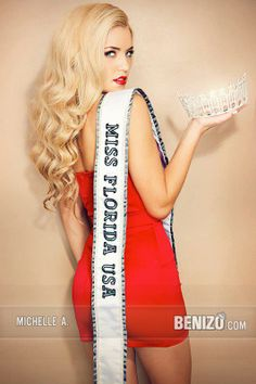 Road To Miss USA: Michelle Aguirre, Miss Florida USA 2013