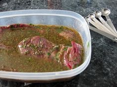The Best Marinade for Steak Fajitas! Carne Asada Marinade