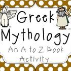 A is for Achilles Heel!     Students will discover Greek Mythology and Vocabulary through the alphabet with this A to Z Vocabulary Book.     Direction...