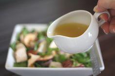 How To Make a Honey Vinaigrette #stepbystep