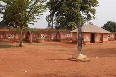 Royal Palaces of Abomey – Benin