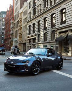 Mazda MX-5 RF / Roadster