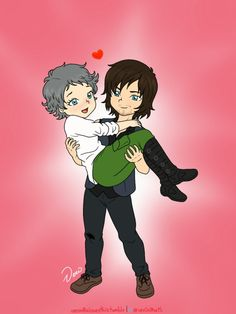 ♥ Carol&Daryl ♥