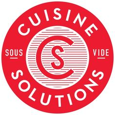 Cuisine Solutions logo | Design Agency: HZDG (HZ)