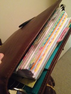 Use Washi to separate sections in your planner  Preparing Your Planner for the Month Ahead  http://thepeacefulparent.wordpress.com/2014/07/25/prepping-for-the-month-ahead/  Filofax Van Der Spek Planner DIYfish