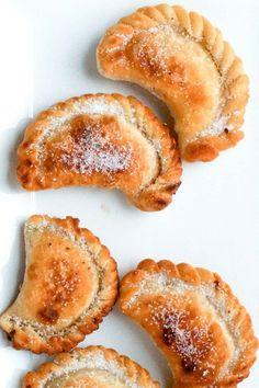 Empanadas with queso fresco.