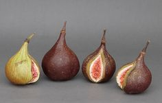 Ceramic Fruit from Penkridge Ceramics at Wonderful Nature Find Objects, China Patterns, Beautiful Watches, Antique Prints, Botany, Contemporary Artists, Metal Art, Fig, Book Art