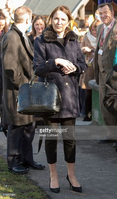 Rebecca Deacon during a visit by Catherine, Duchess of Cambridge, Royal Patron of Place2Be, to St Catherine's Primary School on February 24, 2016 in Edinburgh, Scotland.