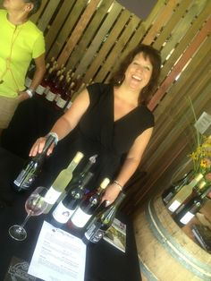 Epicurience - Lori Corcoran, Corcoran Vineyard's Table, Saturday, August 31st, 2013 - http://www.tastedc.com/event/epicurience-virginia-grand-tasting-general-admissions