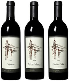 Covington Cellars Tradional Red Flight Mixed Pack 3 750 mL Wine ** Be sure to check out this awesome product.