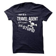TRAVEL AGENT T-Shirts, Hoodies. ADD TO CART ==► https://www.sunfrog.com/LifeStyle/TRAVEL-AGENT-50016093-Guys.html?41382