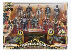 Special Forces 10 Action Figures And Vehicle Deluxe Set The Corps Toys Children