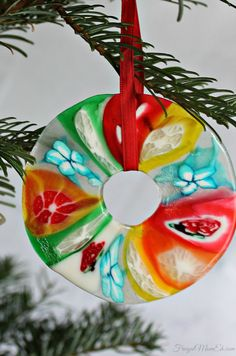 For an easy holiday project that's fun for young and old alike, make these beautiful ornaments from cut rock candy. The festive designs inside the slices of these classic hard candies create beautiful, edible art. Metal cookie cutters, tart pans, and mini cake pans are used to melt the candies. Children will love arranging …