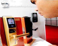 ANAPOLIS CITY NEWS: Tecnologia de Segurança   Sistema de Controle Faci...