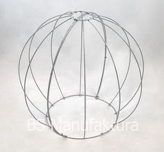 Topiary wire metal frame by BS Manufaktura on Etsy. Different sizes!!