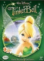 """""""TinkerBell"""" the first in the series of three (so far).  Sweet way to spend your time if you love fairies!"""