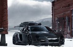 The World's Dopest Audi R8 Is for Sale