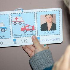 Notfallnummern Tafel für den Notfall für Kinder - cherry-picking-shops Webseite!