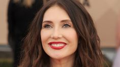 The Hydrating Facial Spray That Gives This 'Game of Thrones' Star Glowy Skin | Actress Carice van Houten (known for her role as Melisandre in Game of Thrones) relies on this facial spray for radiant on-screen skin.